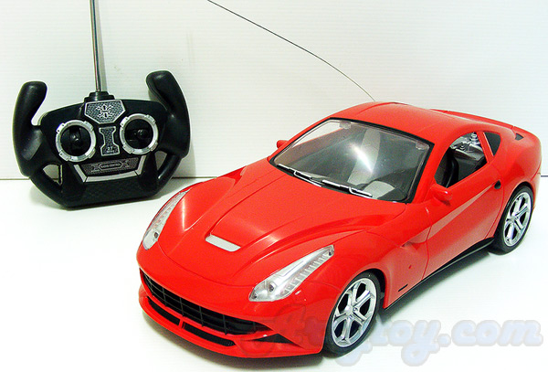 Superior RC Racing Car (UPN) Scale 1:12 รถสปอร์ดบังคับคันใหญ่ คันสวยถูกใจ แบตชาร์ตไฟบ้าน