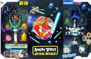 Angry Bird Star Wars (TNB) ชุดใหญ่มาในรูปแบบของจริง สามารถจัดฉาก และยิงเล่นได้เหมือนในเกมส์