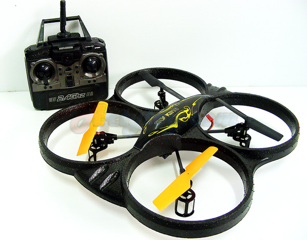 Sky King(FINB)4 Channel 6 Axis Gyro Quadcopter 2.4Ghz Ready to Fly พร้อมกล้อง HD