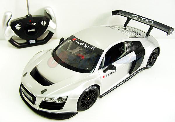 รถสปอร์ต Audi R8 LMS Scale 1:14 (T์NB) สวยสมจริงทั้งภายนอกและภายในรถ