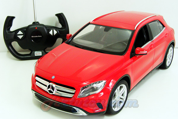 รถสุดหรู Mercedes-Benz GLA-Class Scale 1:14 (MTNB) สวยสมจริงทั้งภายนอกและภายในรถ