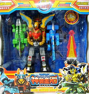 หุ่นแปลงร่าง Ranger (MUNB)  ตัวใหญ่ งานสวย มีอาวุธพร้อม