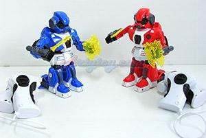 VS Robot (MLUN)หุ่นยนต์ชกมวยไร้สายขนาดใหญ่ อาวุธครบมือ เล่นมันส์กว่าเดิม   สนุกมากๆครับ