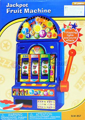 Jackpot Fruit Machine(ZEFN) ตู้สล็อตตัวใหม่มาแล้ว เล่นได้เหมือนจริงสีสันสดใส  มาวัดดวงกันเถอะ!!