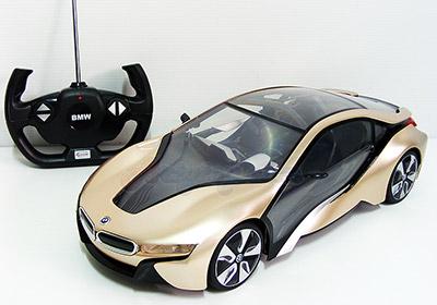 BMW i8 Scale 1:14 (MTPB) รถสุดหรู ดีไซน์ล้ำสมัย สวยทั้งภายนอกและภายในรถ