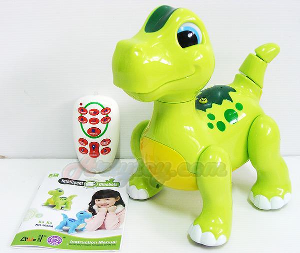 Intelligent Dinobots (UTB) ไดโนเสาร์ไฮเทค บังคับอินฟราเรด เดินได้  มีไฟมีเสียงพูด น่าเล่น