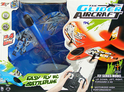 Gliding Aircraft (ZENB) 2.4GHz 2CH Mini Indoor Airplane ลำเล็กบินง่าย ไม่ต้องใช้พื้นที่เยอะ
