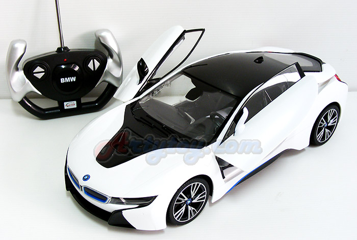 New!! BMW i8 Scale 1:14 (MTPB) รถสปอร์ตสุดหรู ดีไซน์ล้ำสมัย เปิดประตูยกได้
