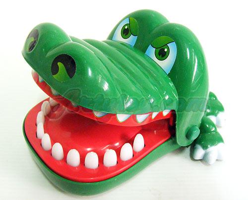 Crocodile Dentist (ZTN) จระเข้งับนิ้ว  สนุกตื่นเต้น เล่นได้ทุกเพศทุกวัย
