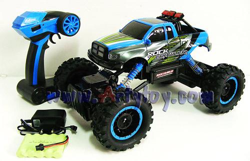 Rock Crawler 4WD 2.4GHz Scale 1:14(MLUT)   รถ Off Road ยกสูงขับเคลื่อน 4 ล้อ โช๊คก้านยาวอิสระ แรงดุ