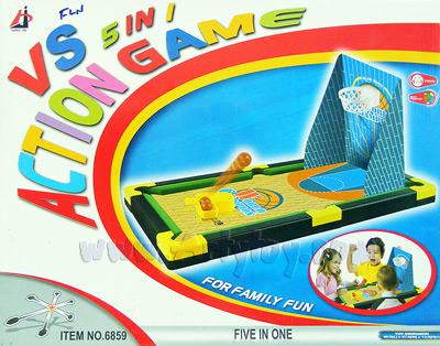 VS 5in1 Action Game (๋FLN) สามารถเล่นได้ 5 เกมใน ชุดเดียว