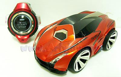 Voice Command Car Smart Watch (ZJTN) รถบังคับอัฉริยะควบคุมด้วยเสียง
