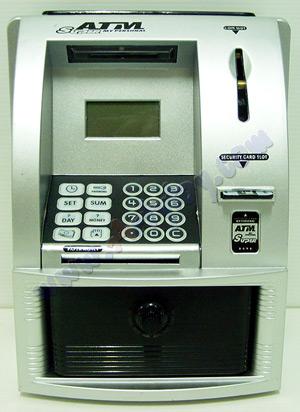 Super ATM (UTN) ตู้ ATM สำหรับน้องหนู เล่นได้เหมือนจริง ฝึกนิสัยการออม