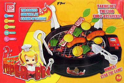 Super BBQ (FPN) เกมย่างเนื้อ และ บาบีคิว สนุกเพลิดเพลิน ประลองความเร็ว