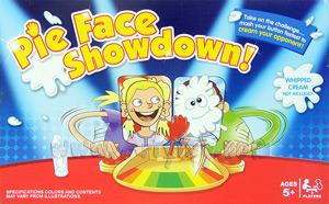 Pie Face Showdown (JUN) เกมแข่งขันแป้งตบหน้า  สนุกตื่นเต้น เล่นได้ทุกเพศทุกวัย