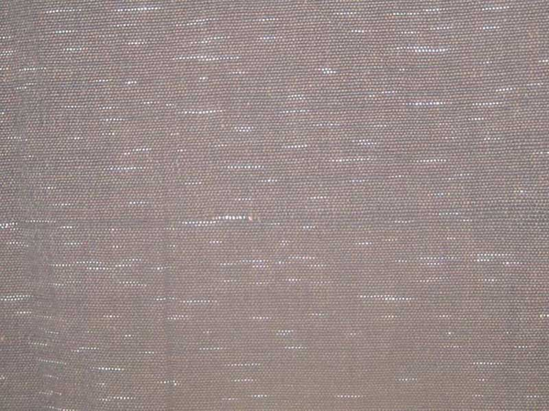 ผ้าฝ้ายทอมือย้อมมะเกลือ โทนสีน้ำตาลดำ ขนาดหน้ากว้าง 98 ซม. ความยาว 420 ซม.