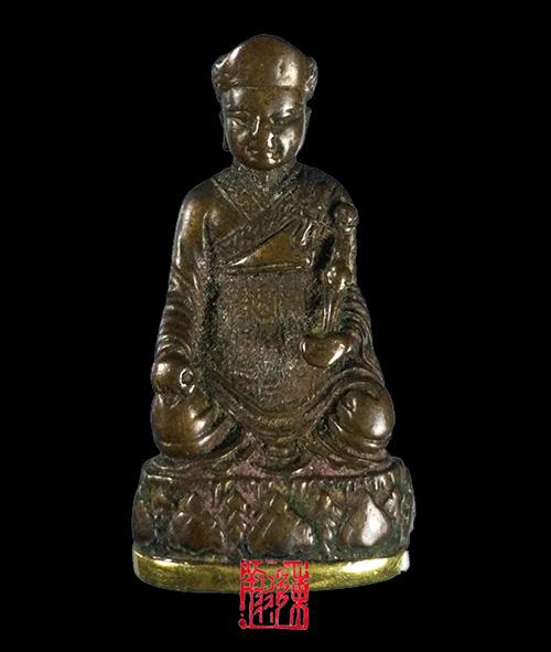 ไต้ฮงกงก้นทองคำบรรจุกริ่ง ออกวัดบวรปี ๓๙