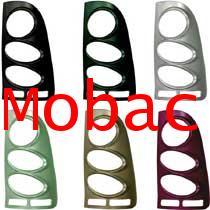 TOYOTA VIGO 2004-2011  ครอบไฟท้าย สีตามตัวรถ