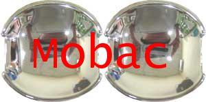 TOYOTA VIGO 2004-2014  เบ้ามือเปิด (2 ชิ้น) สีชุบโครเมี่ยม