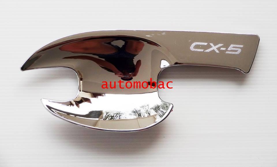 Mazda CX-5 เบ้ารองมือเปิด  ยี่ห้อ F4  (4ชิ้น)