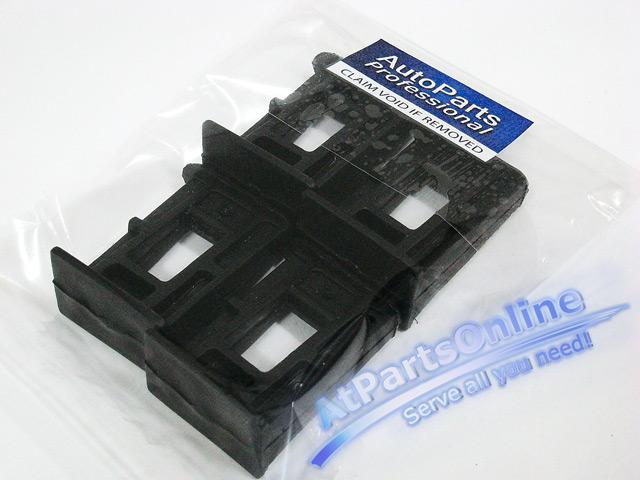 Auto Pro. พลาสติกกลอนติดเสาประตู สำหรับรถบีเอ็มดับบลิวคลาสสิค BMW E30 โมเดล 316 316i 318i 320i 320is 2