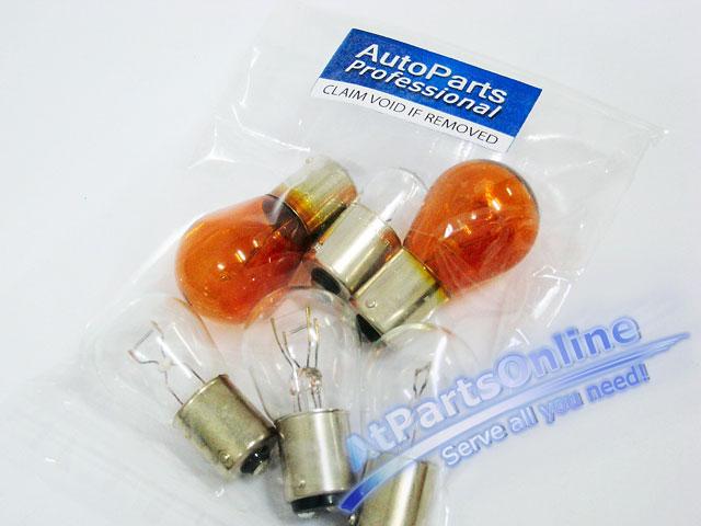 Auto Pro. ชุดหลอดไฟท้าย สำหรับรถเบนซ์ Mercedes-Benz W140 300SE 400SEL 500SEL S280 S320 S380 S500 S60 2