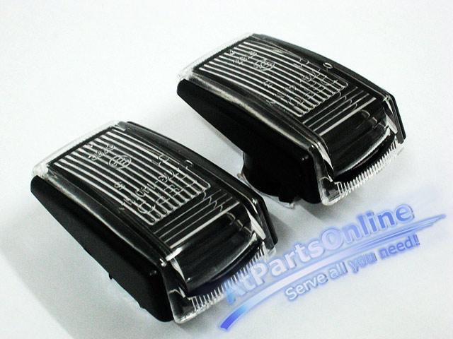 Auto Pro. ชุดแต่งไฟหรี่ Depo ไฟเลี้ยวสีขาวใส สำหรับรถวอลโว่ Volvo 850 940 960 S40 S70 V40 V70