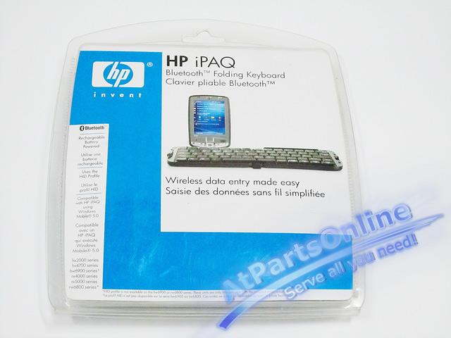 คีย์บอร์ด HP iPAQ Bluetooth Foldable Keyboard Part  FA802AAAC3 1