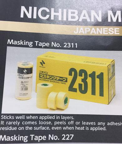 Nichiban Washi Tape No.2311