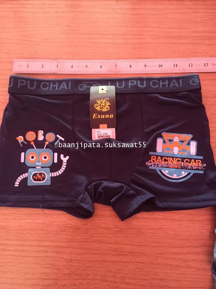 กางเกง Boxer ผู้ใหญ่ เบอร์ 2XL ยี่ห้อ Esuna