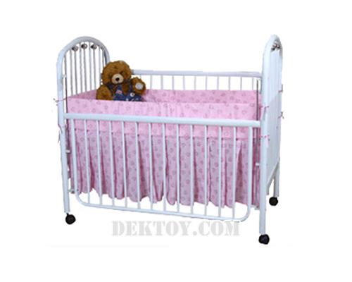 เตียงเด็กหลุยส์ PGB 129