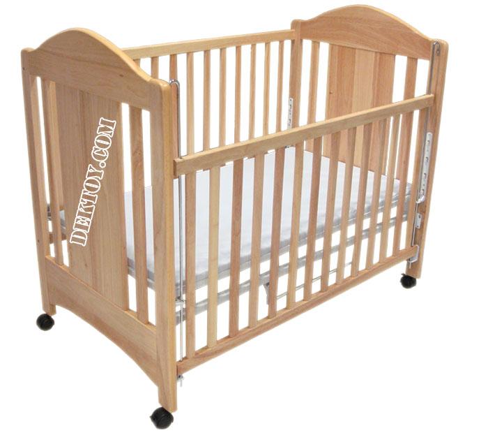 เตียงไม้เด็ก PGB 135