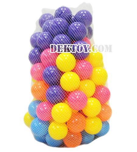 ลูกบอลพลาสติก ขนาด 2.8 นิ้ว