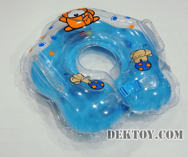 ห่วงคอว่ายน้ำสำหรับเด็ก สีฟ้า