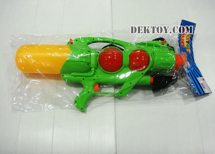 ปืนฉีดน้ำปั๊มลมใหญ่ 56 ซม. สีเขียว