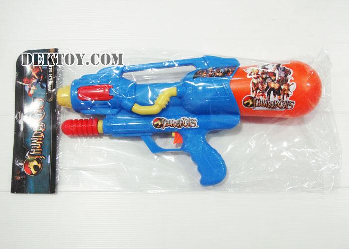 ปืนฉีดน้ำปั๊มลมธันเด้อ 38 ซม. สีฟ้า