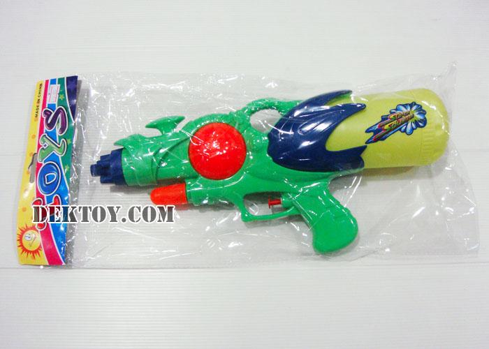 ปืนฉีดน้ำเล็ก 36 ซม. สีเขียว