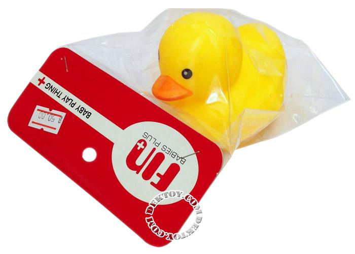 ยางบีบเป็ดลอยน้ำFinแพ็คเดี่ยว Toy-1013