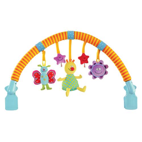 ของเล่นแขวนรถเข็นห้อยเปลโยกเด็ก TAF TOYS musical arch n' touch 10575
