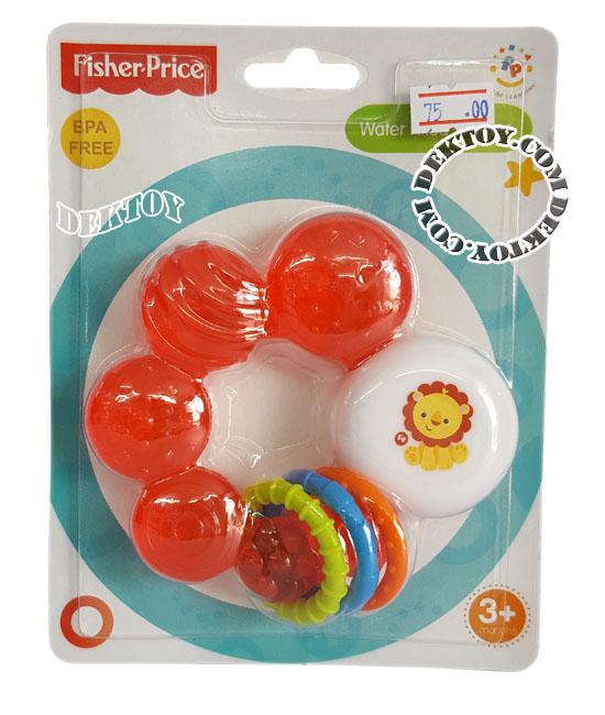 ยางกัดน้ำ Fisher-Price-ฟิชเชอร์ไพรส์ 20873 แดง