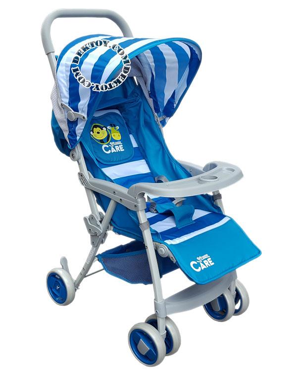 รถเข็นเด็กโมเดิร์นแคร์-Moderncare แฮนดี้ สีฟ้า