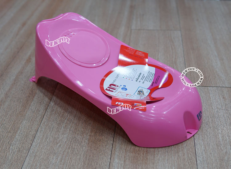 เก้าอี้อาบน้ำเด็กFin babiesplus-ฟินUSE-A2สีชมพู
