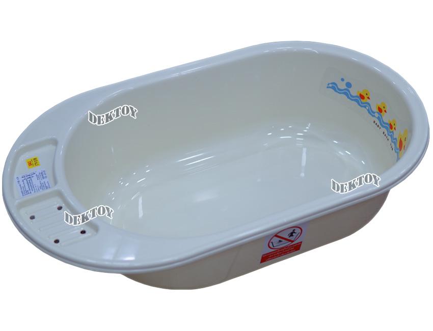 Fin babies plus อ่างอาบน้ำเด็กฟาร์ลิน USE-A10 สีขาว