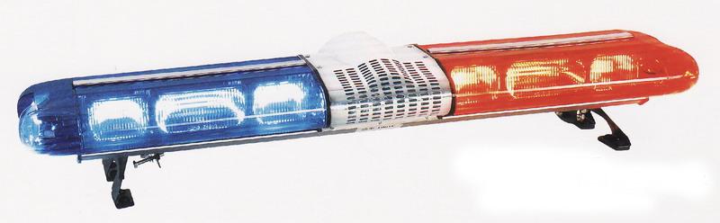 ไฟไซเรนทรงแคปซูล BANGKOK SIGNAL DC.12 V แบบแฟลซ 6 หลอด