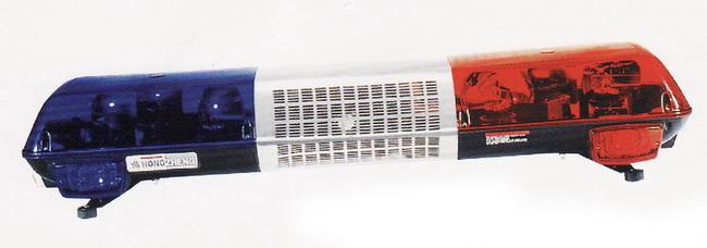 ไฟไซเรนทรงสตรีท ฮอล์ค BANGKOK SIGNAL  DC.12 V แบบหมุน 4 โรเตอร์