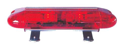 ไฟไซเรนทรงแคปซูล BANGKOK SIGNAL DC.24 V แบบหมุน 2 ดวง ยาว 60 ซม.