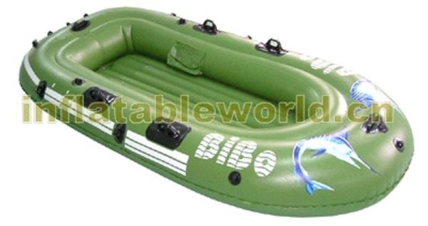 เรือยาง นั่ง 3-4 คน พร้อมพาย