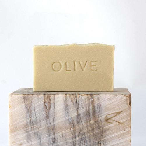 OLIVE SOAP  สบู่น้ำมันมะกอก