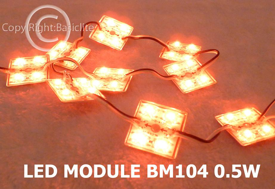 LED MODULE BM4 (R) / Code: 1-12-00001