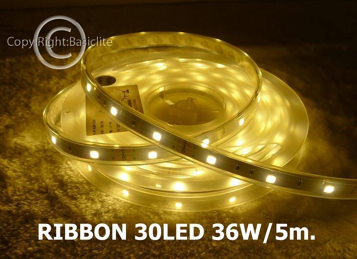 LED RIBON 30LED 36W (WW)/ Code: 2-11-00003